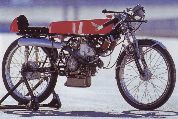 1966, HONDA RC116 (50cc, 2 cilindros)
