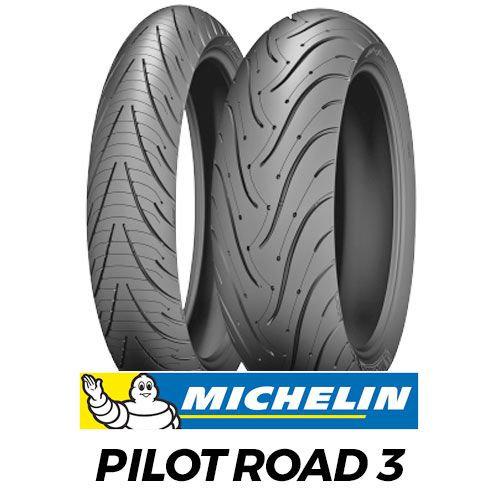 MICHELIN, pneu PILOT ROAD 3