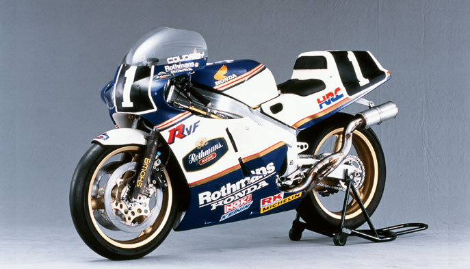 HONDA RVF 750, 1985