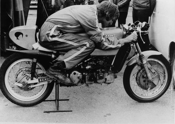 KONIG 500 GP, 1973, Kim Newcombe