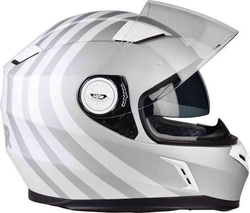 LAZER, capacete BAYAMO All Star