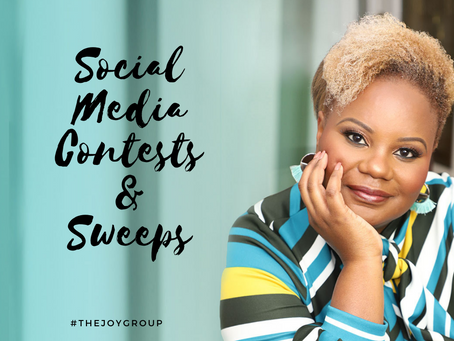 Six Quick Tips For Your Next Social Media Giveaway