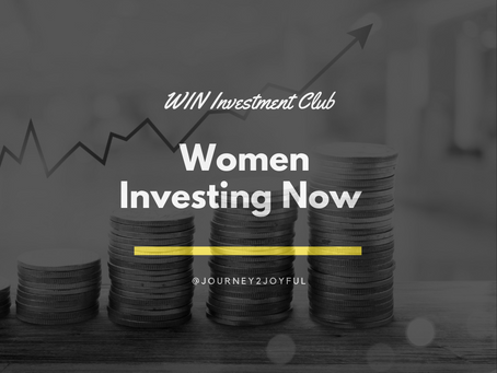 Join us: Women Investing Now (WIN) Investment Club
