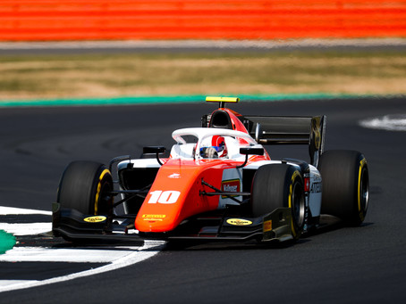Double points finish for Boschung at Silverstone F2