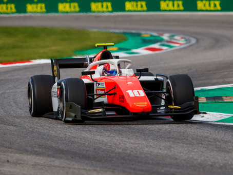 Boschung fights back to points finish at Monza