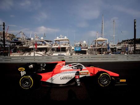 Boschung denied maiden Formula 2 podium amidst tough Monaco weekend