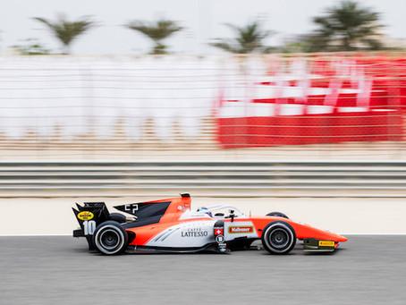 Double arrivée dans les points pour Boschung à Bahreïn