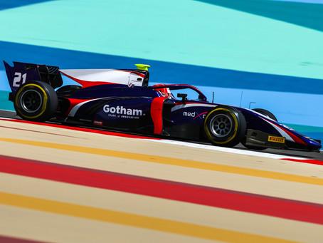 Ralph Boschung Blog: F2 2019, Round 1, Bahrain