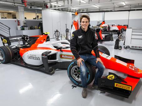 Boschung rejoint MP Motorsport pour sa deuxième saison en Formule 2 FIA