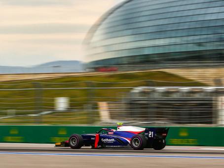 Ralph Boschung F2 Blog: Sochi