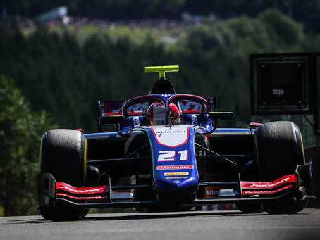 Ralph Boschung F2 Blog: Spa