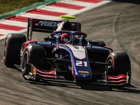 Premier point de la saison en F2 pour Ralph Boschung et Trident