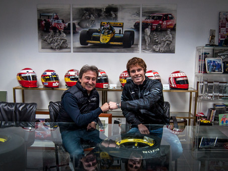 Ralph Boschung joins Campos Racing