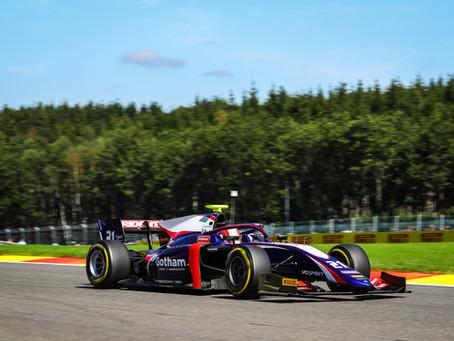 Communiqué pour la manche de F2 à Monza