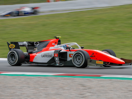 BOSCHUNG UNLUCKY IN BARCELONA AFTER PROMISING PERFORMANCE
