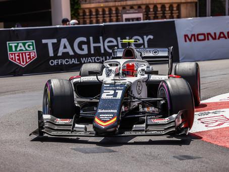 Meilleur meeting F2 en carrière pour Ralph Boschung à Monaco