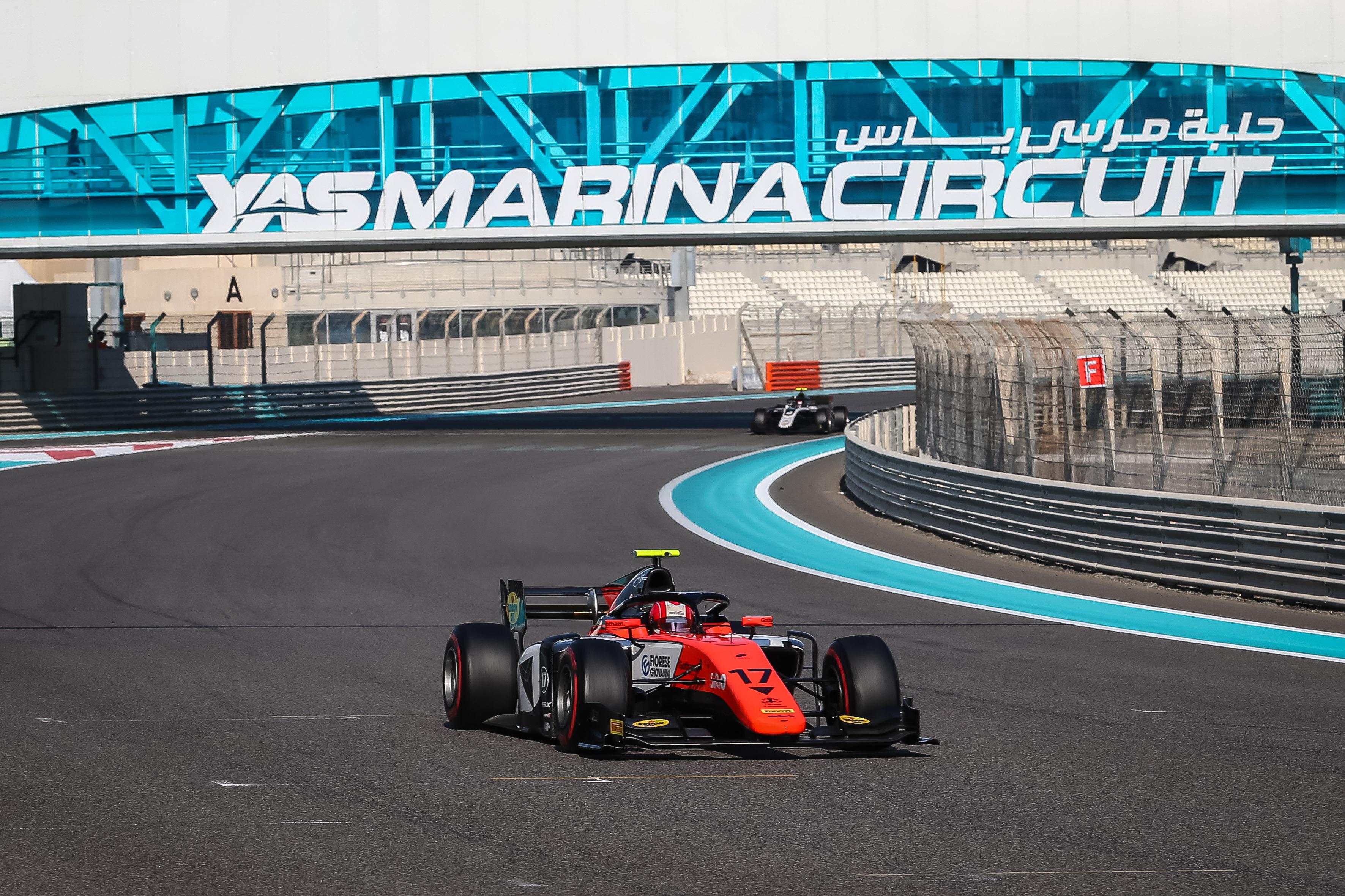 Éssais officiels Abou Dhabi