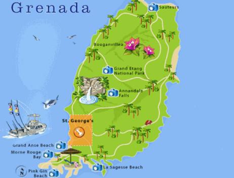 Grenada cartoon map.png