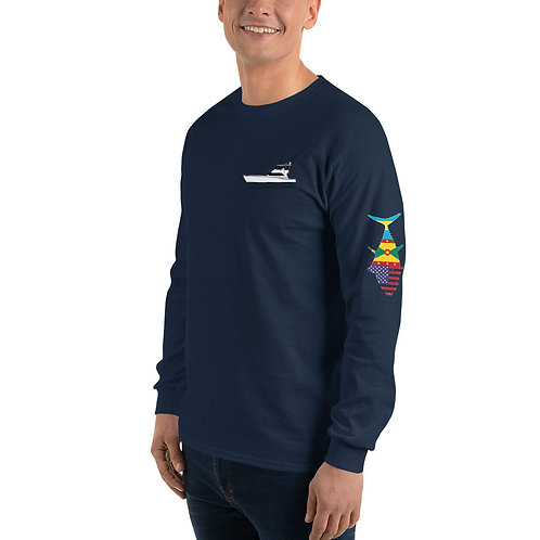 International Waters L/S Shirt