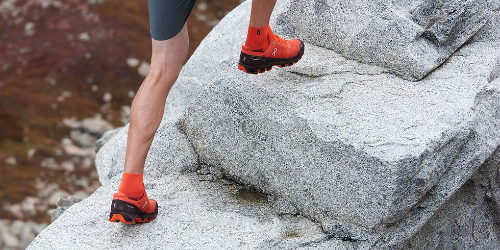 Test chaussures   ON Running
