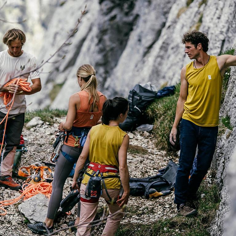 Weekend d'escalade dans le Jura