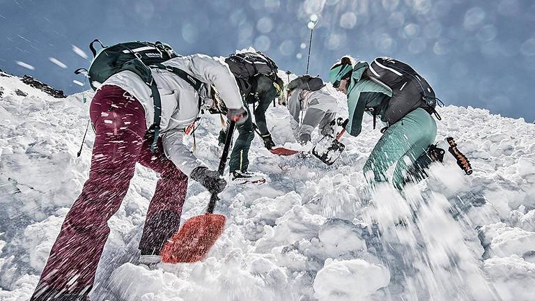 Formation | Pratique DVA et sauvetage avalanche Niveau 1