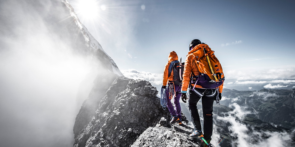 Initiation Alpinisme Rocher  | Arête NE du Luisin