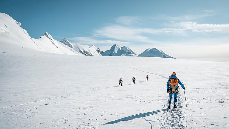 Initiation Alpinisme Glacier