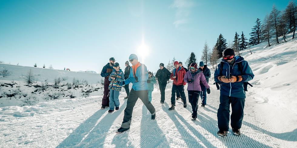 Atelier Pratique DVA et sécurité avalanche - Après-midi