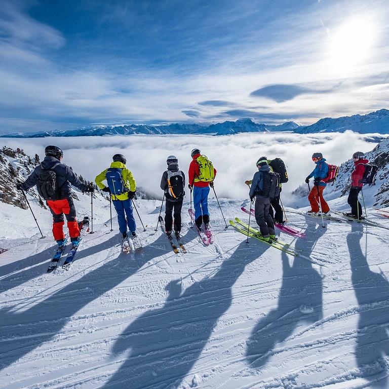 Formation Weekend | Pratique DVA et sauvetage avalanche Niveau 2