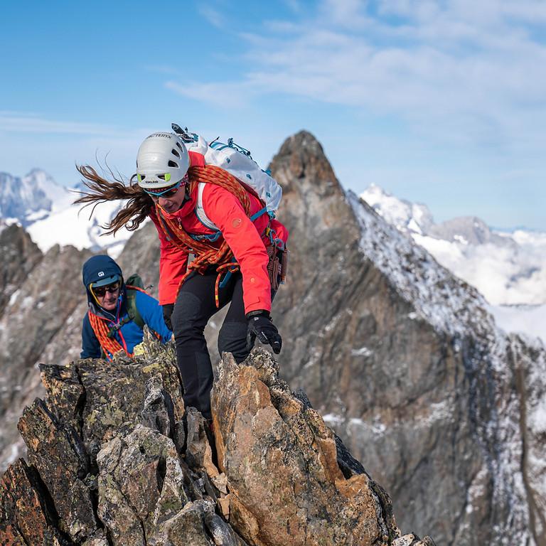 Weekend Initiation Alpinisme Rocher