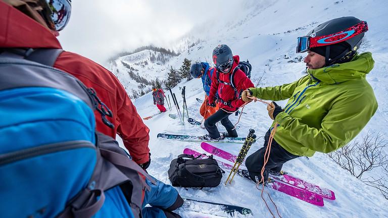 Formation | Pratique DVA et sauvetage avalanche Niveau 2