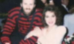 Céline Dion with yehuda hager