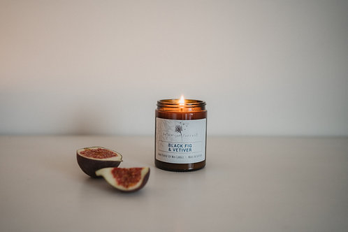 Black Fig & Vetiver Candle