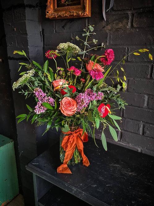 Florist's Choice Vase