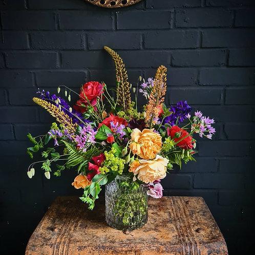Seasonal Vase (from April)