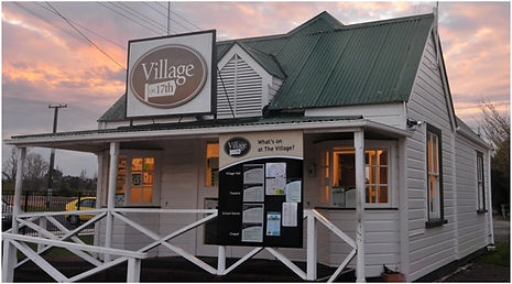 Historic Village 17th Ave West Tauranga New Zealand