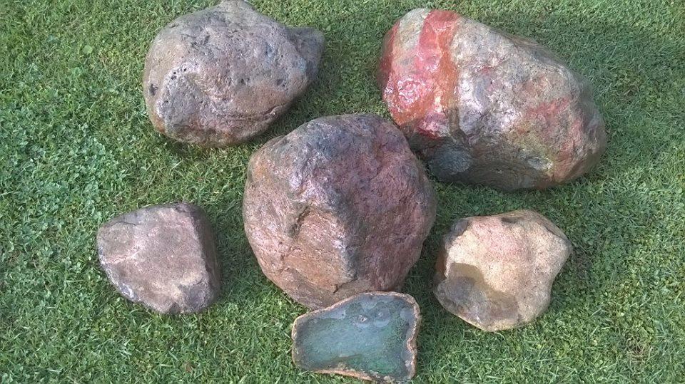 Rock find