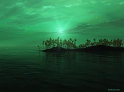 Emerald-Reflection