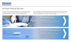 Ferrosan Medical Devices