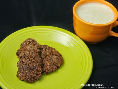 Oatmeal Double Chocolate Chunk Cookies