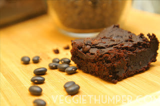 Black Bean Brownies with a Thumper spice twist!