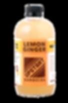 upstart kombucha lemon ginger flavor