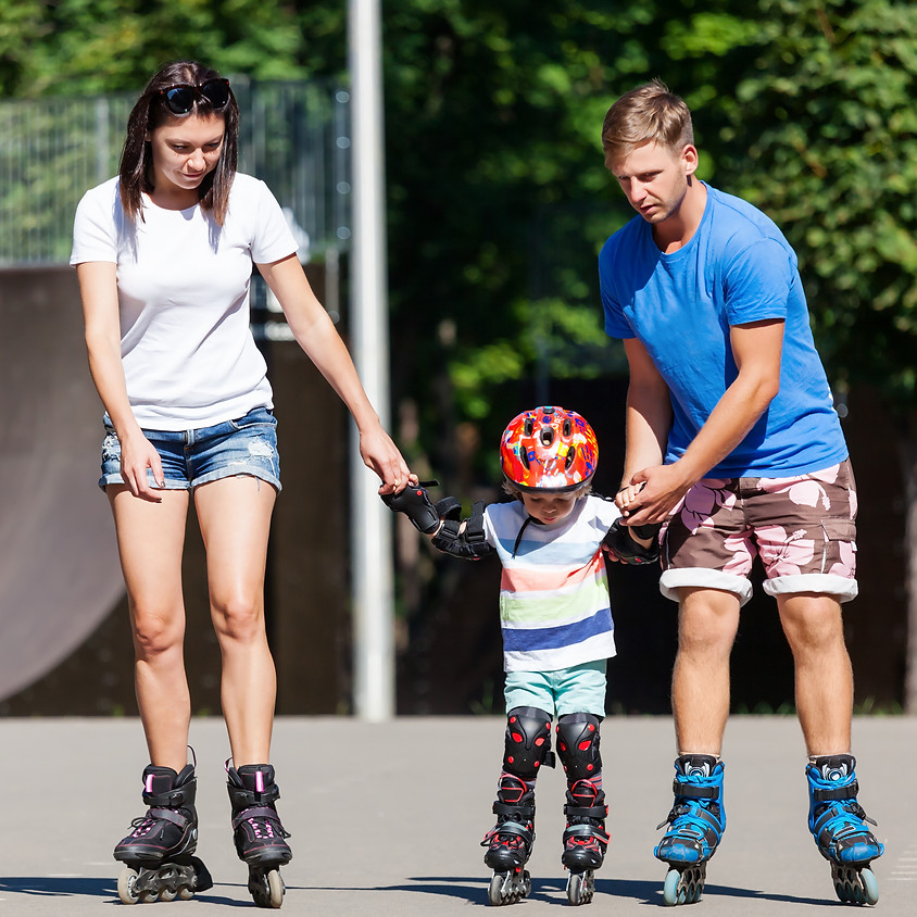 Saturday Learn to Skate - Lesson 9-10am 21st March