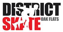 District Skate Logo