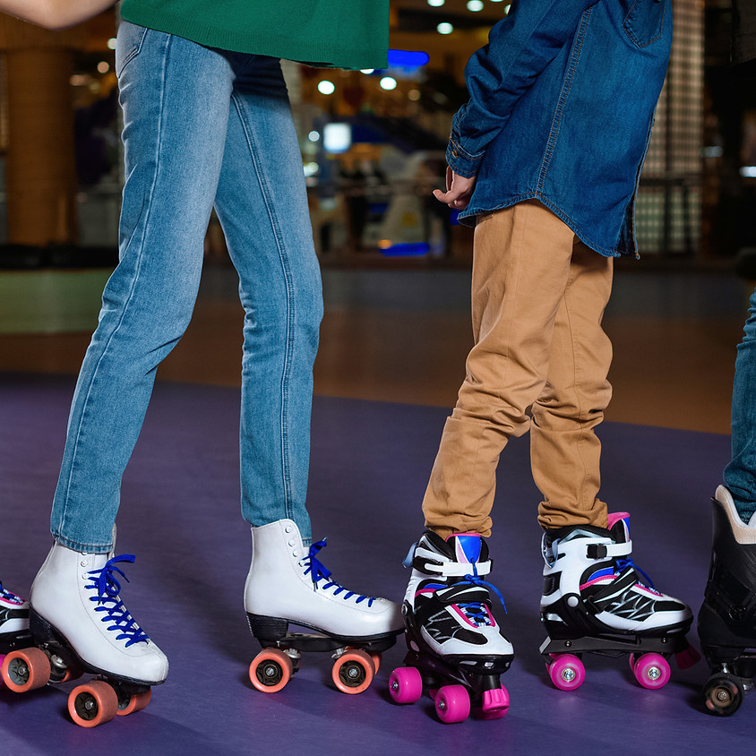 Friday Night Disco Skate 7-9.30pm