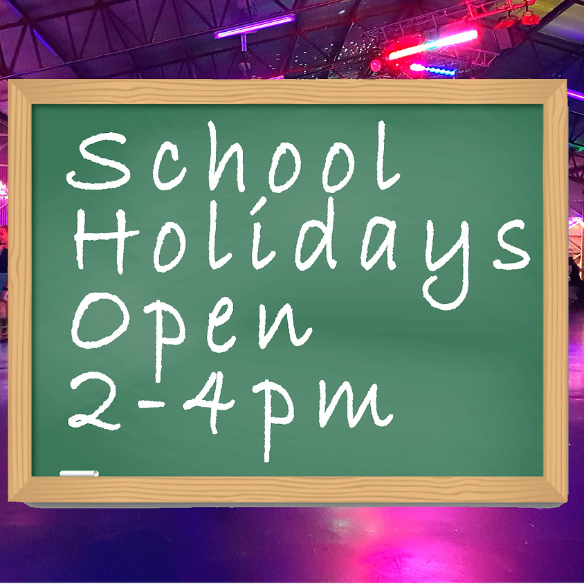 School Holiday Afternoon Skate 2pm-4pm