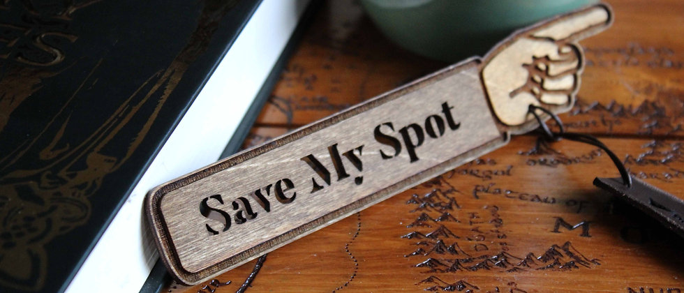 Save My Spot Bookmark