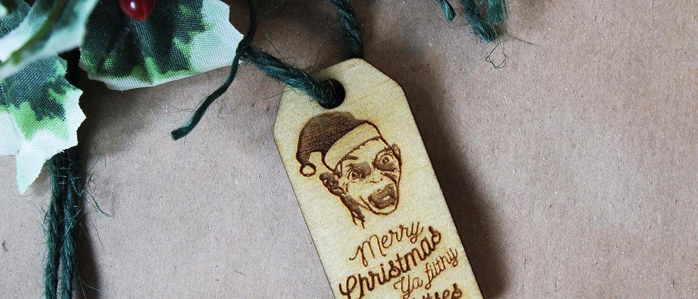 Gollum Gift Tags