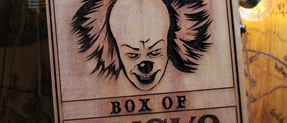 Pennywise Keepsake Box